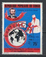 °°° REPUBBLICA DEL CONGO - Y&T N°845 - 1989 °°° - Congo - Brazzaville