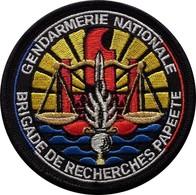 Gendarmerie - Brigade De Recherches PAPEETE Polynésie Française - Police & Gendarmerie