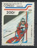 °°° REPUBBLICA DEL CONGO - Y&T N°864 - 1989 °°° - Congo - Brazzaville