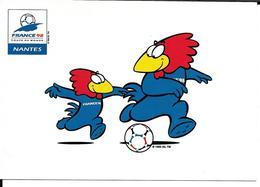 COUPE DU MONDE FOOTBALL FRANCE 98 - WORLD CUP 1998 - FOOTIX MASCOTTE OFFICIELLE - NANTES - Football