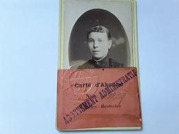 ABONNEMENT ADMINISTRATIEF WERELDTENTOONSTELLING VAN ANTWERPEN 1894 - Tickets - Entradas