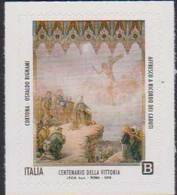 ITALY, 2018, MNH, WWI, 100 YEARS SINCE END OF WWI, ART,  1v - Guerre Mondiale (Première)