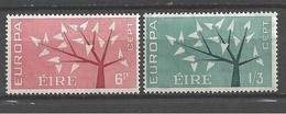 EUROPA - CEPT 1962 - Irlande - 2 Val Neuf // Mnh - Europa-CEPT