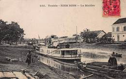 CPA TONKIN - NINH BINH - La Rivière - Vietnam