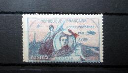 FRANCE POSTE AÉRIENNE 1920 N°0 ** (PRÉCURSEUR GUYNEMER. CORRESPONDANCE PAR AVION) - 1927-1959 Neufs