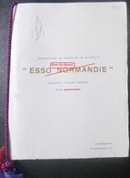 Em2- Menu Baptême Petrolier Methanier Cargo Shell Esso BP CNP CAN Onassis St-Nazaire Navigation Zodiac (Divers Au Choix) - Nautico & Marittimo