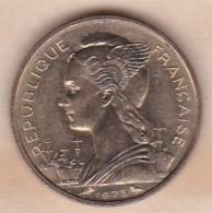 ILE DE LA REUNION. 10 FRANCS 1973 - Reunión