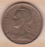 ILE DE LA REUNION. 10 FRANCS 1964 - Réunion