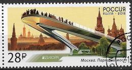 2018 Russland Russia Used  Europa  Bridges - 2018