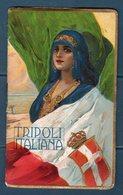 Calendario 1914 Tripoli Italiana - Calendari