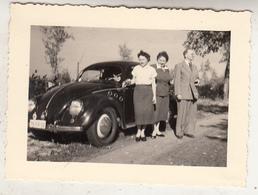 VW Coccinelle - Kever - Photo Format 7.5 X 10 Cm - Cars