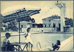 °°° Cartolina 381 Tagliacozzo Le Piscine Nuova °°° - L'Aquila