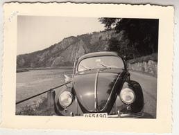 VW Coccinelle - Kever - Yvoir - Photo Format 7 X 10 Cm - Cars