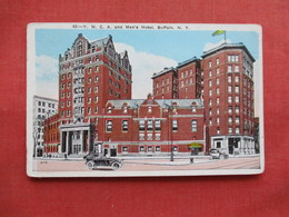 YMCA & Men's Hotel  New York > Buffalo  Ref 3237 - Buffalo