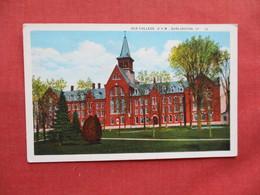 Old College UVM   Vermont > Burlington  Ref 3237 - Burlington