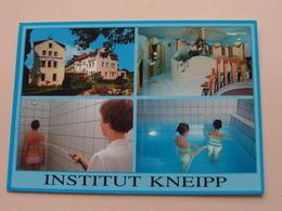 KNEIPP-KUR-HAUS Franziskanerinnen Vor Der Hl. Familie - Eupen ( Lander ) Anno 1997 ( See Photo ) ! - Eupen