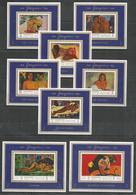 MANAMA - MNH - Art - Painting - Nudes - Gauguin - Imperf. - Deluxe - Nus