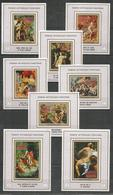 MANAMA - MNH - Art - Painting - Nudes - Imperf. - Deluxe - Nus