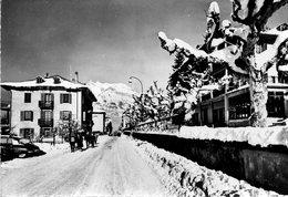 Saint Gervais Les Bains - La Station Sous La Neige - Saint-Gervais-les-Bains