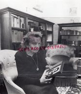 87 - LIMOGES- RARE PHOTO ORIGINALE MME JEAN MEYNIER PRESENTE LE PORTRAIT DE SON FILS -PHILIPPE MEYNIER AVOCAT BATONNIER- - Profesiones