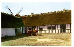 DENMARK - THE OLD FUNEN VILLAGE AT ODENSE - Denmark