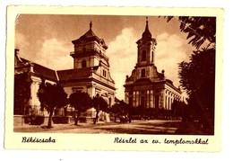 1949 Bekescsaba - Templom - Hongrie