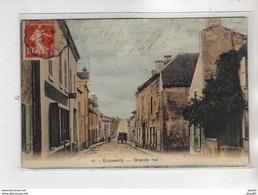 ECQUEVILLY - Grande Rue - Très Bon état - France