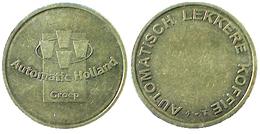 00810 GETTONE TOKEN JETON DISPENSER MACHINE COFFEE AUTOMATIC HOLLAND GROEP - Netherland