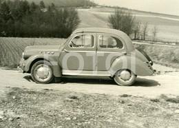 1962 ORIGINAL AMATEUR PHOTO FOTO PANHARD DYNA VOITURE FRANCE - Automobiles