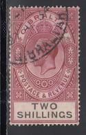 1921-32  YVERT Nº 83 - Gibraltar