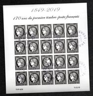 N° F5305 - 2019 - Blocs & Feuillets