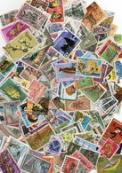 BRITISH COMMONWEALTH 1000 Different NO GB - Stamps