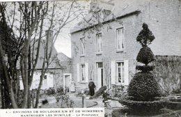 62 - PAS DE CALAIS - MANINGHEN LES WIMILLE - Environs De BOULOGNE SUR MER Et WIMEREUX - Le Presbytére - Très Bon état - Boulogne Sur Mer
