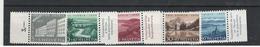 SUISSE N° 562//566  **   Cote 12,00   Euros - Unused Stamps