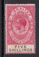 1921-32  YVERT Nº 86  /*/ - Gibraltar