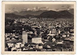 LJUBLJANA - LUBIANA - SLOVENIA - 1941 - Vedi Retro - Slovenia