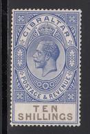 1921-32  YVERT Nº 88  /**/ - Gibraltar