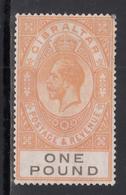 1921-32  YVERT Nº 89  /*/ - Gibraltar