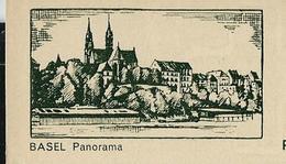 Carte Illustrée Neuve N° 182 - 043   BASEL Panorama (Zumstein 2009) - Entiers Postaux