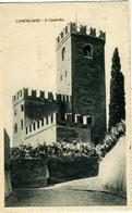 CONEGLIANO  TREVISO  Il Castello  Inviata Ai Nobili Barbarigo San Polo Venezia - Treviso
