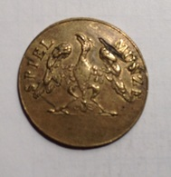 GETTONE TOKEN GERMANIA GERMANY SPIEL MARKE 4 MUNZE - Monedas/ De Necesidad
