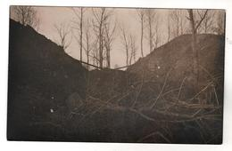 4710,  FOTO-AK, WK I, Gesprengte Brücke, Strecke Ham - Homeland??? Belgien - Guerre 1914-18