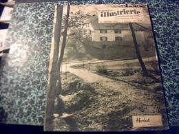 Revue Suisse Nueste Illustrierte  Les Dernieres Nouvelles Illustrèes  31/10/1937 No 43 Ecrit Majoritairement En Allemand - Livres, BD, Revues