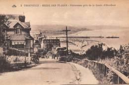 14 - TROUVILLE - Panorama Pris De La Route D'Honfleur - Trouville