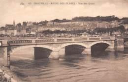 14 - TROUVILLE - Vue Des Quais - Trouville