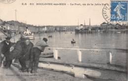 62 - BOULOGNE-sur-MER - Le Port, Vu De La Jetée Est - Boulogne Sur Mer