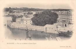 64 - BAYONNE - Vue Sur Le Réduit & Saint-Esprit - Bayonne