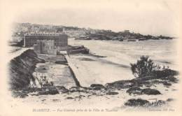 64 - BIARRITZ - Vue Générale Prise De La Villa De Noailles - Biarritz