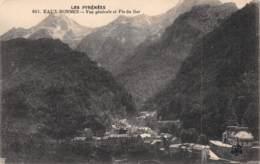 64 - EAUX-BONNES - Vue Générale Et Pic Du Ger - Eaux Bonnes
