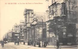 76 - LE HAVRE - La Rue De Paris Et Notre-Dame - Le Havre